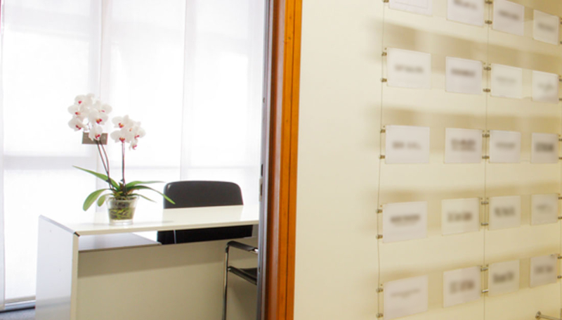 Domiciliazione legale uffici arredati bologna for Domiciliazione legale